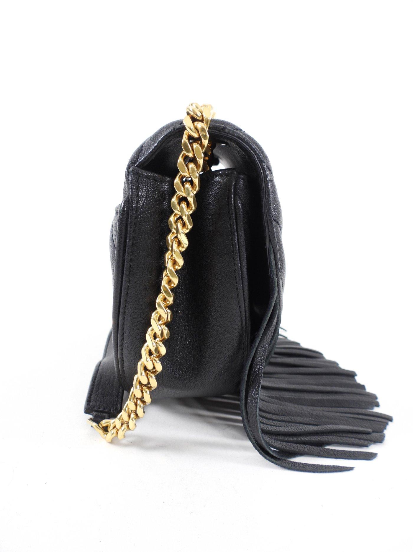 Saint Laurent - Chain Shoulder Bag 4
