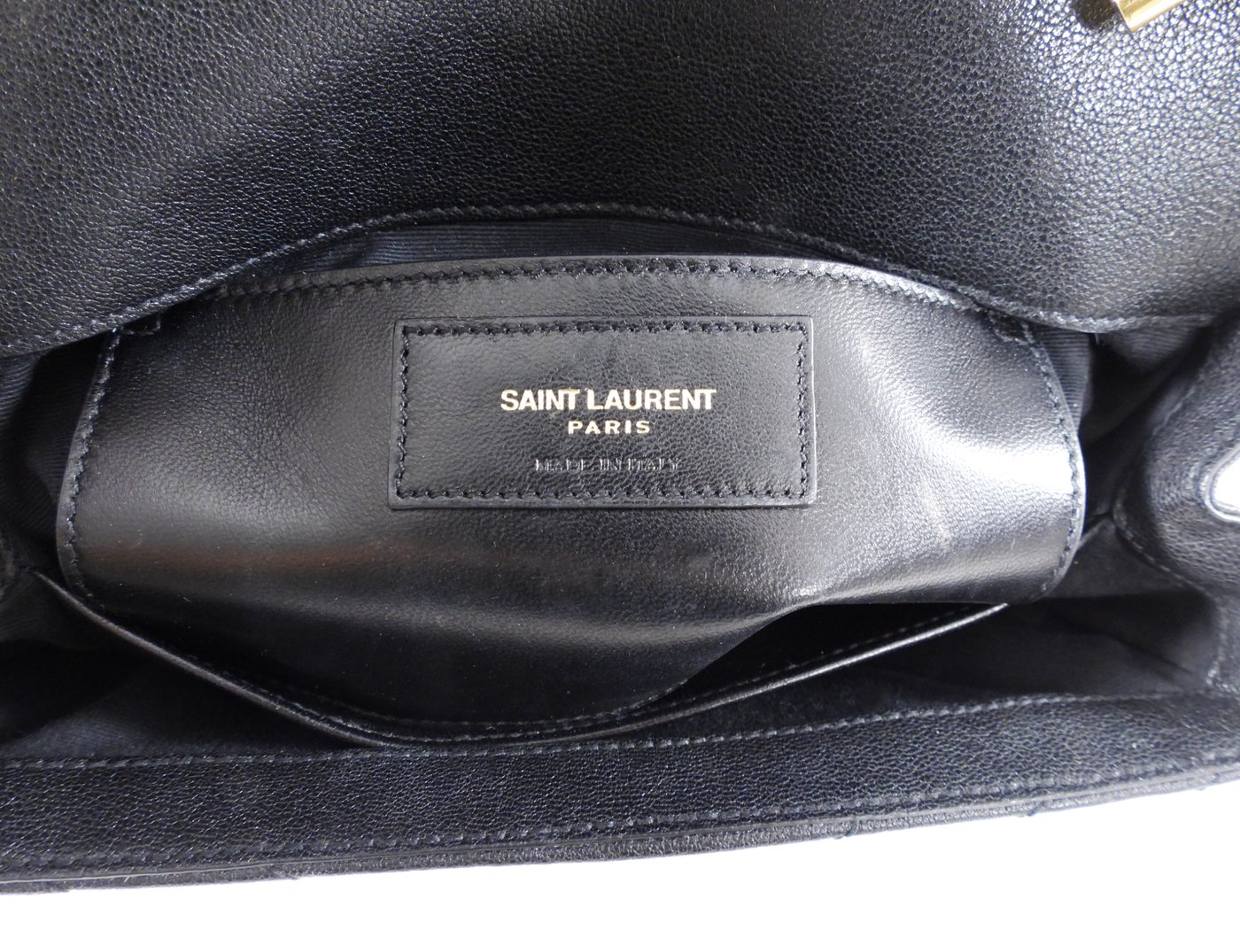 Saint Laurent - Chain Shoulder Bag 8