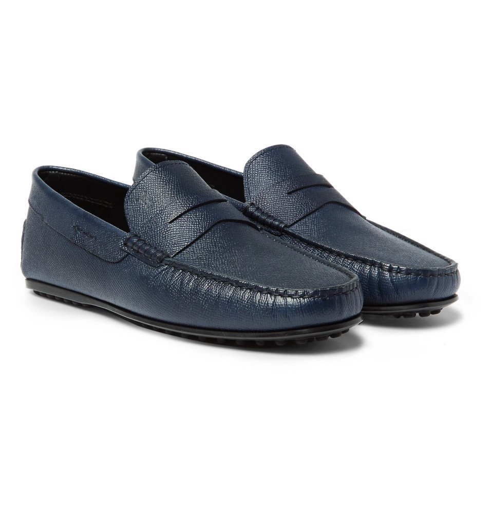 Tod's - Leather Driving Shoes 0