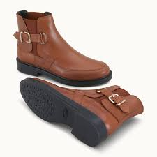 Tod's - Women Brown Suede Ankle Boots 0